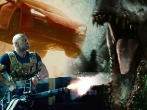 """Phim - """"Thế giới khủng long"""" đè bẹp bom tấn """"Fast & Furious 7"""""""