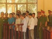 """An ninh Xã hội - """"Ăn"""" hối lộ, hàng loạt cán bộ Sở TN-MT Quảng Nam hầu tòa"""
