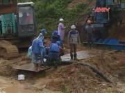 Video An ninh - Đã khắc phục xong sự cố vỡ đường ống nước sông Đà
