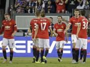 """Bóng đá Ngoại hạng Anh - MU: Niềm tin từ """"Bộ tứ siêu đẳng"""""""