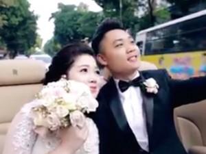 Tình yêu - Giới tính - Rơi nước mắt với lời hứa của chú rể trong đám cưới