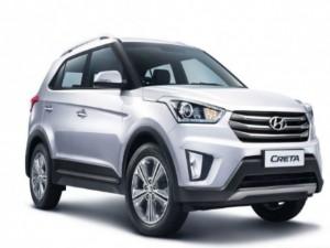 Xe xịn - Hyundai Creta giá 313 triệu đồng hút khách chóng mặt