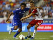 Bóng đá - New York RB - Chelsea: Tan nát hàng phòng ngự