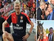Bóng đá - Wenger tự tin soán ngôi Chelsea, chưa muốn giải nghệ