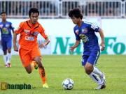 Bóng đá Việt Nam - Sôi động V-League V18: Bình Dương giành ngôi đầu, HAGL trở lại mặt đất
