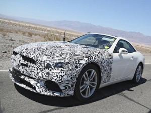 Tin tức ô tô - xe máy - Lộ Mercedes-Benz SL phiên bản nâng cấp