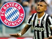 Tin chuyển nhượng - Tin chuyển nhượng 23/7: Bayern CHÍNH THỨC có Vidal