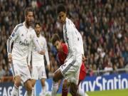 Bóng đá Tây Ban Nha - Bỏ ra 176 triệu euro, Real vẫn khổ sở với cặp trung vệ