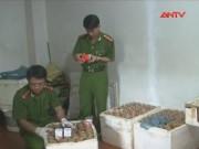 Thị trường - Tiêu dùng - Phú Thọ: Phát hiện 2 lò sản xuất thịt chua giả nhãn mác