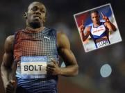 Các môn thể thao khác - Sao trẻ người Anh lớn tiếng thách thức Usain Bolt