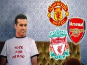 Bóng đá Tây Ban Nha - Tại sao các đại gia Ngoại hạng Anh thèm khát Pedro