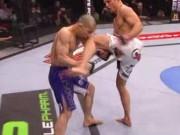 """Võ thuật - Quyền Anh - UFC: Knock-out đối thủ sau cú đá """"ngàn cân"""""""