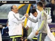 """Bóng đá Tây Ban Nha - Giành ICC Cup, Benitez lập tức """"nịnh"""" Ronaldo"""