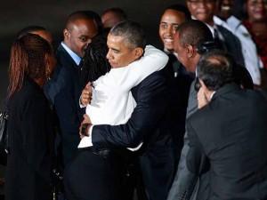 Tin tức trong ngày - Niềm vui ngày đoàn tụ của TT Mỹ Obama tại quê cha