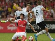 Bóng đá - Arsenal - Lyon: Thử thách ở Emirates
