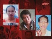Nhận diện tội phạm - Lệnh truy nã các đối tượng ngày 25/07/2015