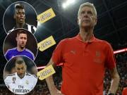 """Bóng đá Ngoại hạng Anh - Những ngôi sao """"giúp"""" Arsenal tiêu 200 triệu bảng"""