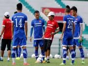 """Bóng đá Ngoại hạng Anh - Đá với Man City """"cho vui"""", HLV Miura vẫn """"giấu bài"""""""