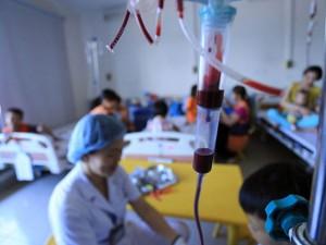Sức khỏe đời sống - 3 tuần, cả nước có hơn 20.000 người đăng ký hiến máu