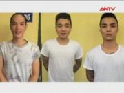 Video An ninh - Khởi tố 3 côn đồ hành hung nhân viên bệnh viện Nhi TW
