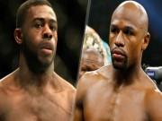 Tin bên lề thể thao - Sao UFC định đạp Mayweather vì bị tăm tia bồ