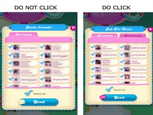 Thủ thuật - Tiện ích - Mất bạn vì mời chơi game Candy Crush trên Facebook