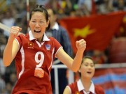 Các môn thể thao khác - Chủ công Ngọc Hoa: Philippines không xứng tầm với ĐTVN