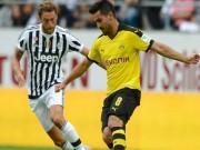Bóng đá Đức - Dortmund - Juventus: Sắc vàng lấn lướt