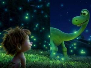 Khi con người trở thành  thú cưng  cho khủng long