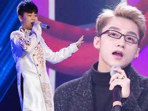 Sao ngoại-sao nội - Cậu bé 13 tuổi hát hit Sơn Tùng gây sốt The Voice Kids