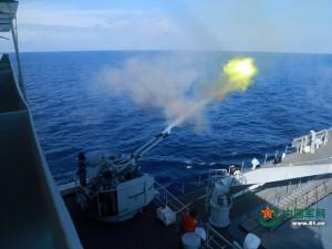 Tin tức trong ngày - Vừa tập trận trên Biển Đông, TQ vừa vu vạ láng giềng