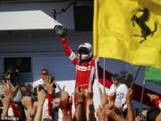 Đua xe F1 - Hungarian GP: Bước ngoặt từ những tai nạn