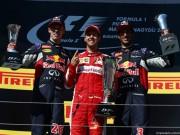 Thể thao - Hungarian GP: Podium không Mercedes