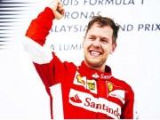"""Đua xe F1 - BXH Hungarian GP: Vettel """"đè bẹp"""" bộ đôi Mercedes"""