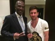 """Tin bên lề bóng đá - Messi muốn đòi công bằng vụ nhận tiền """"lót tay"""" ở Gabon"""