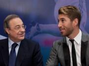 Bóng đá Pháp - Tin chuyển nhượng 27/7: Real giữ Ramos bằng lương khủng
