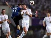 Bóng đá Ý - Inter - Real: Dấu ấn SAO trẻ