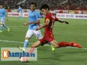 Bóng đá - ĐT Việt Nam - Man City: Chiến đấu kiên cường