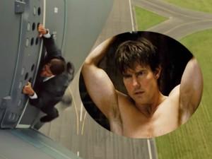 """Tom Cruise rơi vào tình huống """"nghìn cân treo sợi tóc"""""""