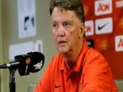 Bóng đá Ngoại hạng Anh - Vì vợ, Van Gaal hứa 2 năm nữa sẽ từ giã MU