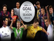 CR7, Messi  & amp; Neymar đọ bàn thắng đẹp nhất mùa giải