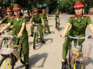 Tin tức trong ngày - Khi công an tuần tra bằng xe đạp gặp cướp giật?