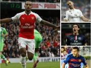 """Sự kiện - Bình luận - Arsenal: Khi Walcott sắm vai """"thương vụ bom tấn"""""""
