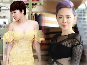 """Bí quyết mặc đẹp - Tuyển tập váy áo xuyên thấu """"siêu hot"""" của Tóc Tiên"""