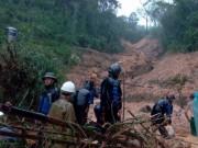 Video An ninh - Quảng Ninh: Sạt lở nghiêm trọng, nhiều người bị vùi lấp