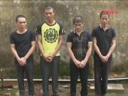 Video An ninh - Bắt nhóm côn đồ chích điện cướp tài sản người đi đường