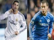 Bóng đá Tây Ban Nha - Mourinho hạ thấp Ronaldo so với Hazard
