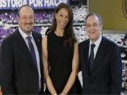 Bóng đá Ngoại hạng Anh - Tin HOT tối 28/7: Mourinho bị vợ Benitez chỉ trích