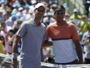 Thể thao - Sắp vượt Nadal, Djokovic thoải mái xem đàn em tranh tài