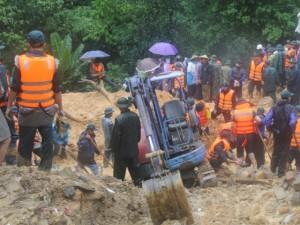 Quảng Ninh: Mưa lũ làm 23 người chết, mất tích, thiệt hại 1.000 tỷ